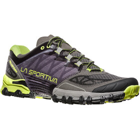 La Sportiva Bushido Shoes Men carbon/apple green